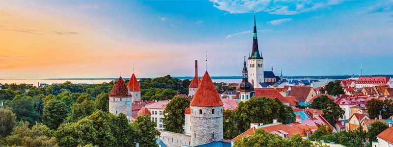 Crucero Capitales Bálticas para Solteros