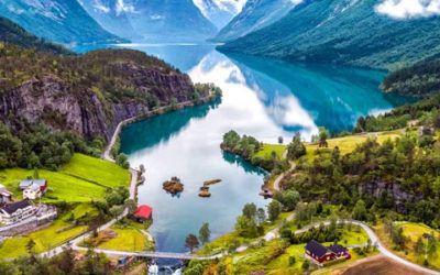 Crucero Fiordos Noruegos para Solteros