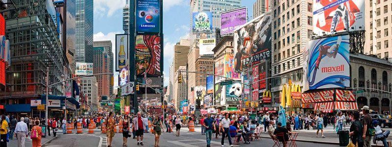 Puente de Diciembre Singles a New York
