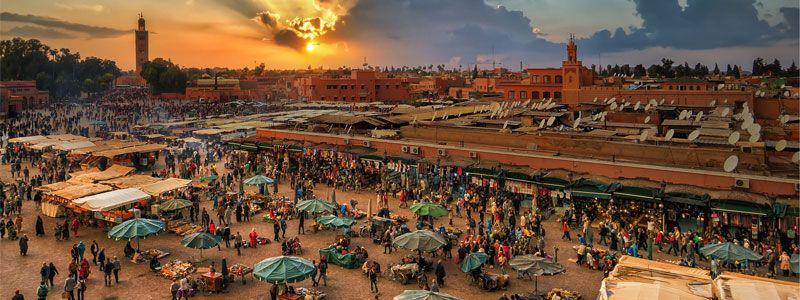 Super Oferta Singles a Marruecos