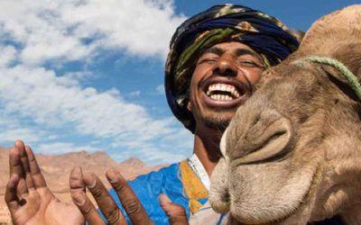 Marruecos, Puertas del Desierto