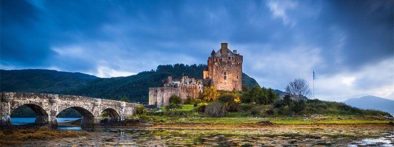 Escocia y Tierras Altas