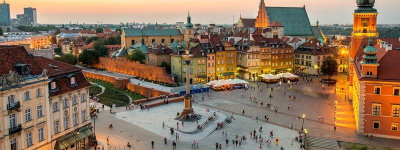 Tesoros de Polonia