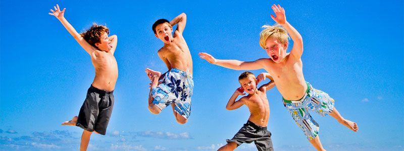 Singles con niños en la Costa Brava