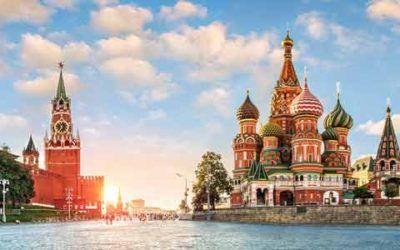 Maravillas de Rusia para Singles