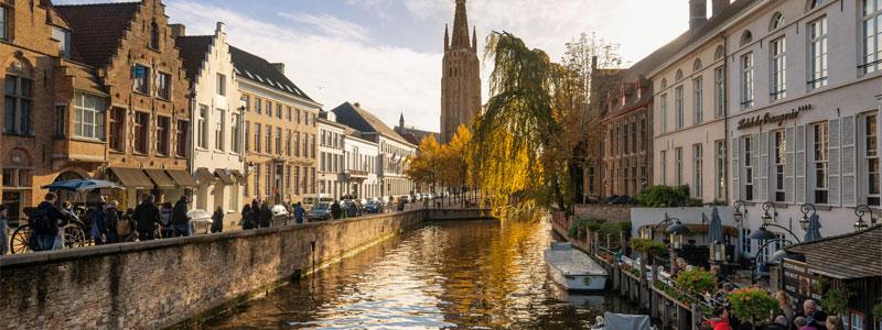 Lo mejor de Países Bajos y Bélgica