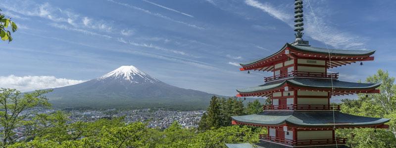 Bellezas de Japón