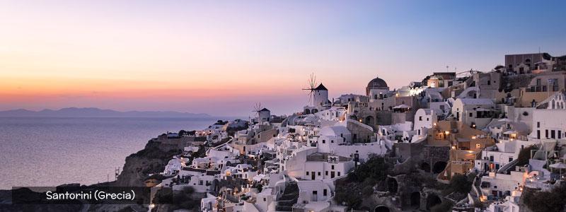 Singles en Atenas y Santorini