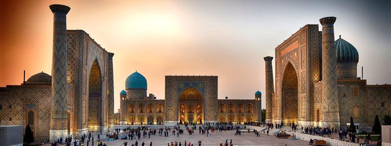 Viaje Singles a Uzbequistán